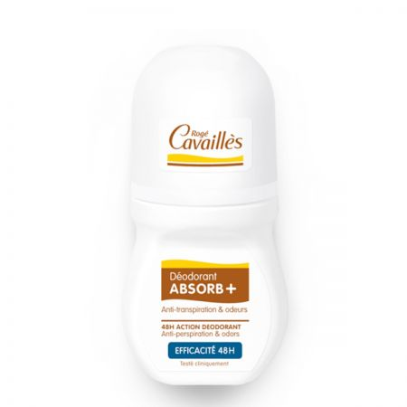 ROGÉ CAVAILLES Absorb + deodorant-roll-on-48h-rcaa15-def050