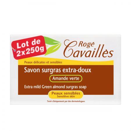 savon-surgras-extra-doux-amande-verte-rcaa27-avs250a