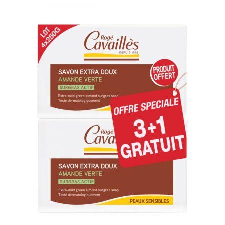 savon-surgras-extra-doux-amande-verte-rcaa27-avs250b