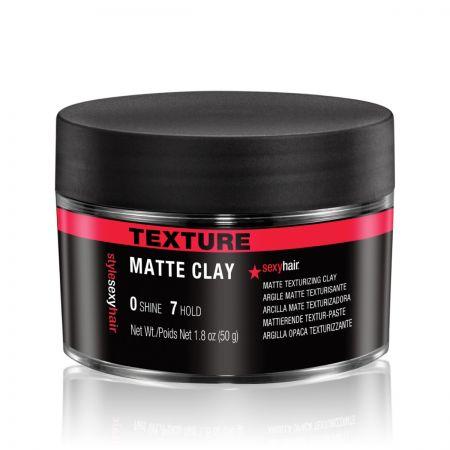 Style Matte Clay Argile Matte shac11-at0050