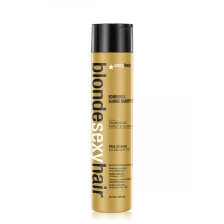 Bombshell Blonde Shampooing sans sulfates shac13-spc300