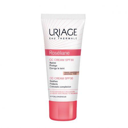 CC crème apaisante anti-rougeurs SPF30 pour peaux sensibles teinte universelle - 40ml
