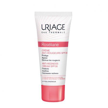 Crème anti-rougeurs apaisant protectrice SPF30 pour peaux sensibles - 40ml